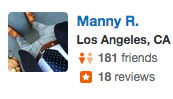 yelp person
