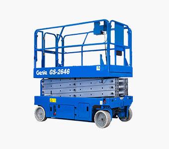 Genie GS 2646 Battery Scissor Lift_340x300